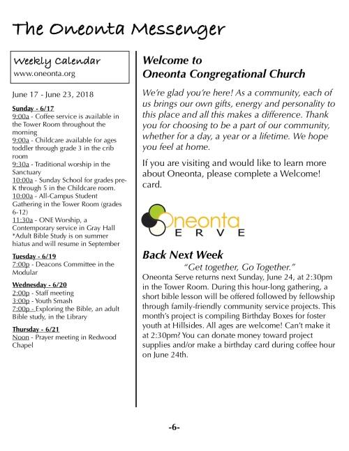 OOW:Messenger 6-17-18 pg6