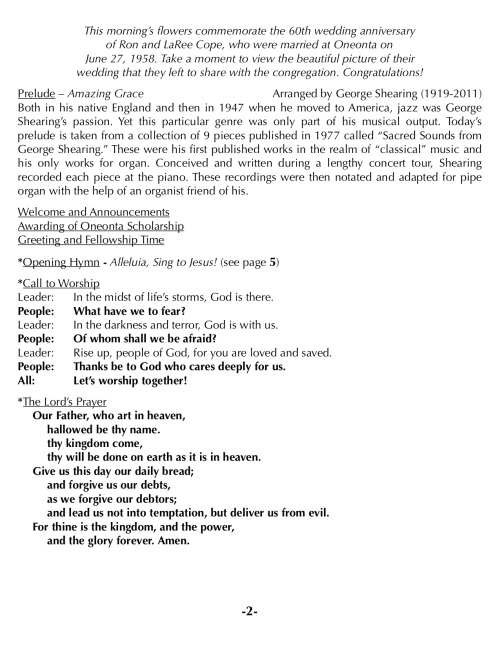 OOW:Messenger 6-24-18 p2