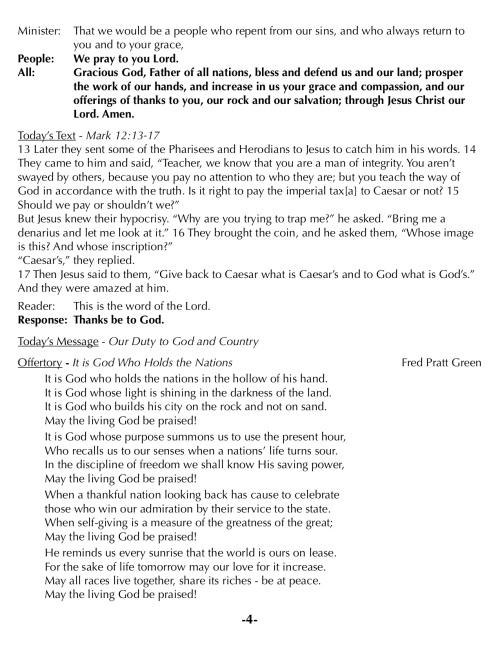 OOW:Messenger 7-1-18 p4