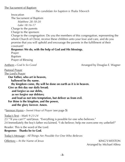 OOW:Messenger 7-22-18 p3