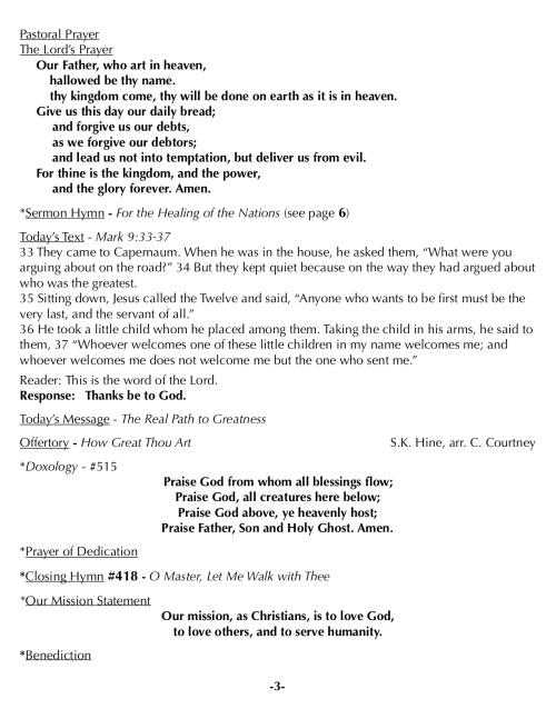 OOW:Messenger 8-12-18 p3