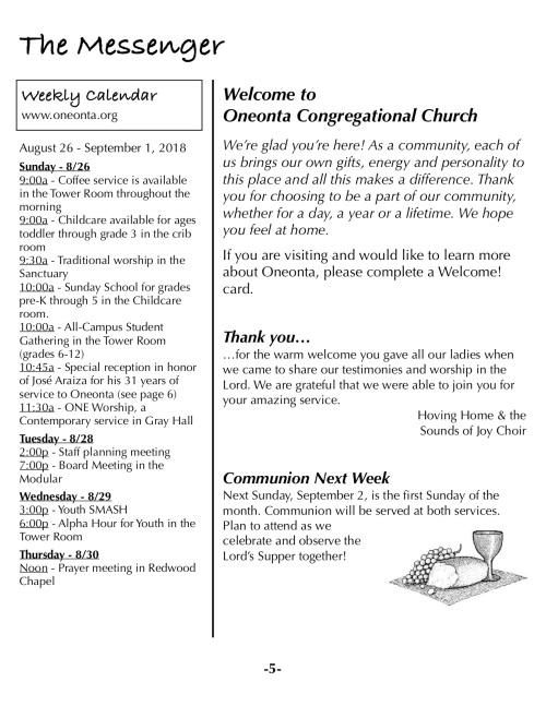 OOW:Messenger 8-26-18 p5