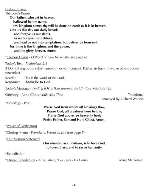 OOW:Messenger 9-9-18 p3