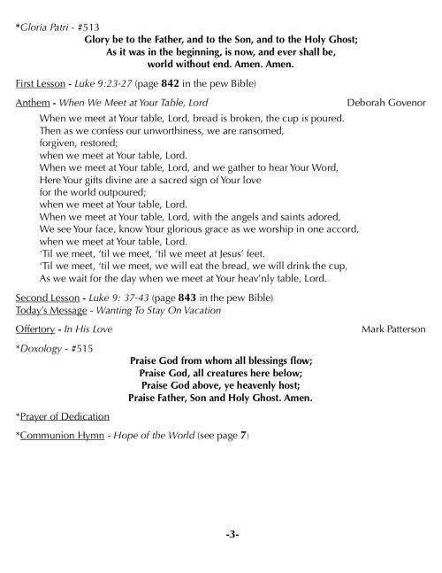 OOW:Messenger 10-7-18 p3